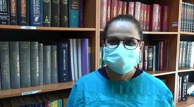 Hiç bir şey sağlık çalışanlarını yıldırmadı - Bursa haberleri
