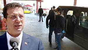 İBB Başkanı İmamoğlu'nu tehdit eden sanık tahliye edildi