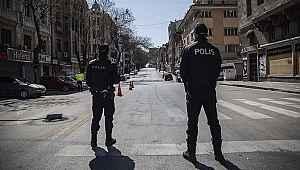 İçişleri Bakanlığı, sokağa çıkma yasağına uymayan kişilere kesilen ceza sayısını ve miktarını açıkladı