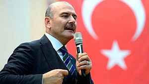 İçişleri Bakanı Bakan Soylu'dan, kaçan teröristlere gözdağı: 'Şanslı olduğunuzu düşünmeyin'