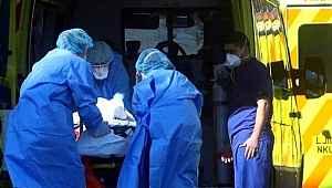 İngiltere, Avrupa'da koronavirüs kaynaklı en fazla ölümün gerçekleştiği ülke oldu