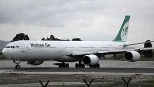İran havayolu şirketi Mahan Air, koronavirüsün Orta Doğu'da yayılmasında etkili oldu