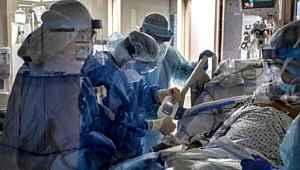 İtalya'da ve İngiltere'de koronavirüs nedeniyle bir günde 483 kişi hayatını kaybetti