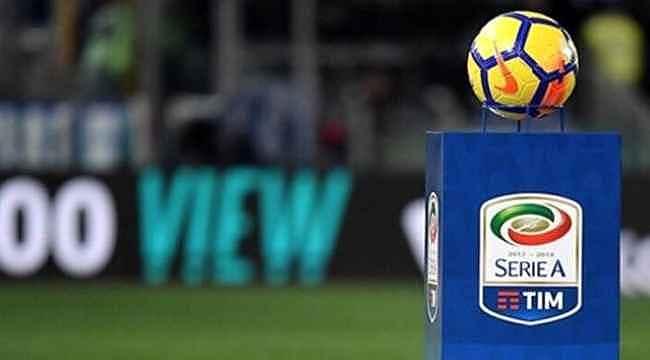 İtalya Serie A, resmen 20 Haziran'da başlıyor