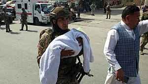 Kabil'deki kadın doğum hastanesine silahlı saldırı: 24 ölü, 16 yaralı