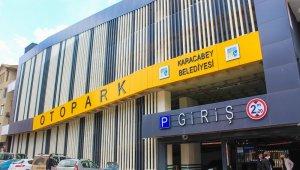 Karacabey'de trafik yoğunluğuna çare olacak 6 katlı otopark hizmete girdi - Bursa Haberleri