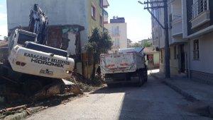 Karacabey'de yıkılan metruk binalar, otopark için fırsata dönüşüyor - Bursa haberleri