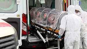 Karantinadan kaçan hasta, başka hastanede muayene olurken yakalandı