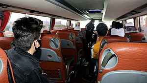 Karayollarında 180 bin olan yolcu sayısı korona virüs nedeniyle 300'e kadar düştü