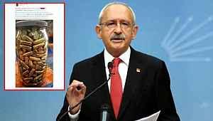 Kılıçdaroğlu'nu bir kavanoz mermi ile tehdit eden şüpheli serbest bırakıldı