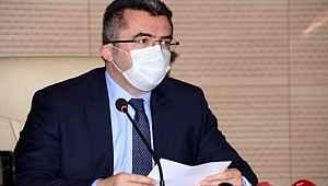 Koronavirüs vaka sayısı artan Erzurum valisi uyardı: Alınan kararları çok sert bir şekilde uygulayacaız