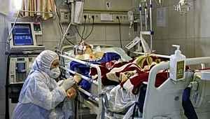 Koronavirüsün bitme noktasına geldiği İran'da günlük can kaybı ikiye katlandı