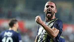 Lazio, Fenerbahçeli Vedat Muriç'in menajeriyle temasa geçti