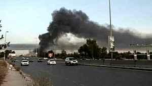 Libya'da Türkiye Büyükelçiliği yakınlarına roketli saldırı: 3 ölü, 4 yaralı