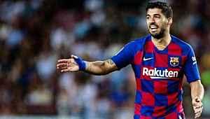 Luis Suarez'den Lautaro Martinez'e uyarı: