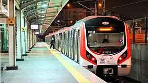 Marmaray ve Başkentray seferleri yarın saat 06.00'da başlıyor