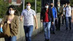 Maskesiz sokağa çıkmanın yasak olduğu il sayımız 35'e yükseldi