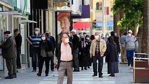 Maskesiz sokağa çıkmanın yasak olduğu il sayısı 36'ya yükseldi