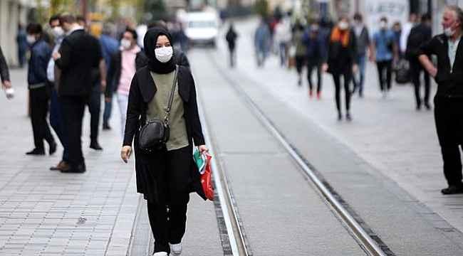Maskesiz sokağa çıkmanın yasak olduğu şehir, koronavirüsü yendi