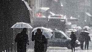 Meteoroloji'den 14 il için sağanak yağış uyarısı