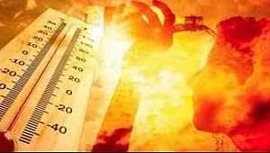 Meteorolojiden 5 il için flaş sıcak hava uyarısı