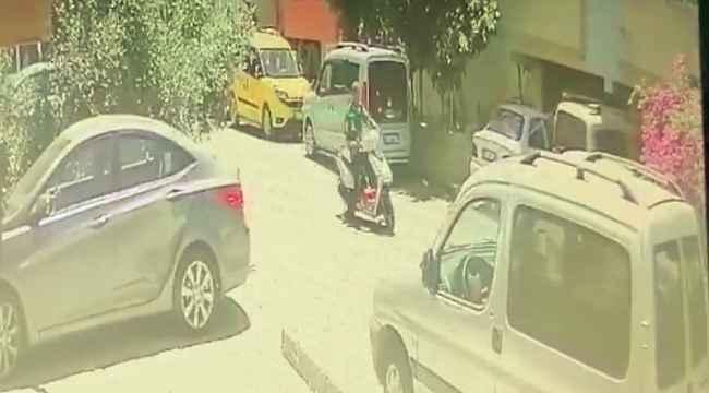 Motosiklet çalmaktan serbest kaldı, sokağa çıkmaktan 3 bin 150 lira ceza yedi