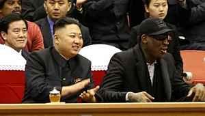 NBA efsanesi Rodman, Kuzey Kore Lideri Kim'le yaptığı çılgın partiyi anlattı