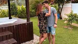 Neymar'ın annesi, kendisinden 30 yaş küçük sevgilisi ile barıştı