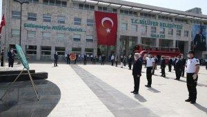 Nilüfer'de 19 Mayıs gururu yaşandı - Bursa Haberleri