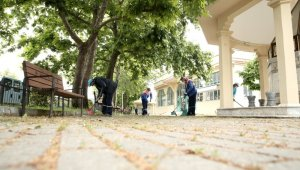 Nilüfer'de camiler ibadete hazır - Bursa Haberleri