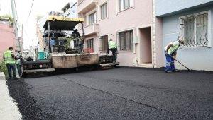Nilüfer'den asfalt atağı - Bursa haberleri