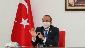 """Ordu Valisi Seddar Yavuz: """"İlimize gelenlerin sorumsuz davranışları sebebiyle vakalar arttı"""""""