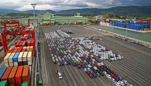 Otomotiv ihracatı frene çok sert bastı - Bursa Haberleri