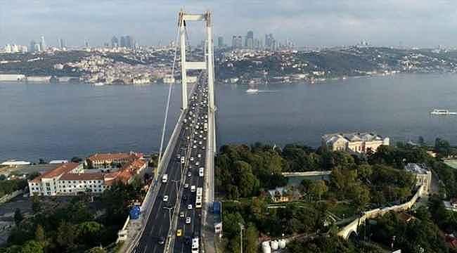 Otoyollar ve köprüler bayram boyunca ücretsiz olacak