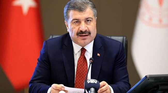 Sağlık Bakanı Fahrettin Koca'dan sokağa çıkma yasağıyla ilgili gece yarısı önemli açıklama!