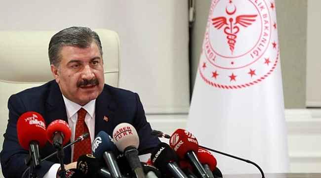 Sağlık Bakanı Fahrettin Koca, Türkiye'deki salgınla ilgili en çok merak edilen 2 soruyu cevapladı