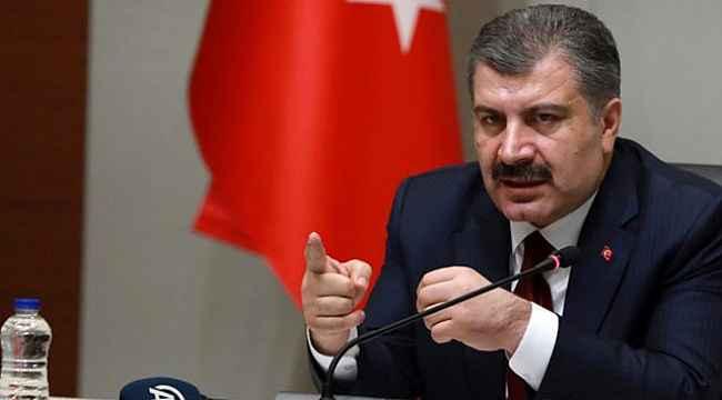 Sağlık Bakanı Fahrettin Koca, yeni normalleşme planından bahsetti: 'Bayramdan önceki dönem kadar sert olmayacak'
