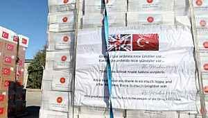 Sağlık Bakanlığı, İngiltere'ye gönderilen ekipmanlarla ilgili iddialara yanıt verdi