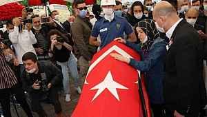 Samsun Şehit Arslan'ını son yolculuğuna uğurladı
