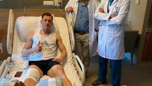 Sivasspor'da Hakan Arslan sakatlığından dolayı 8 hafta yok