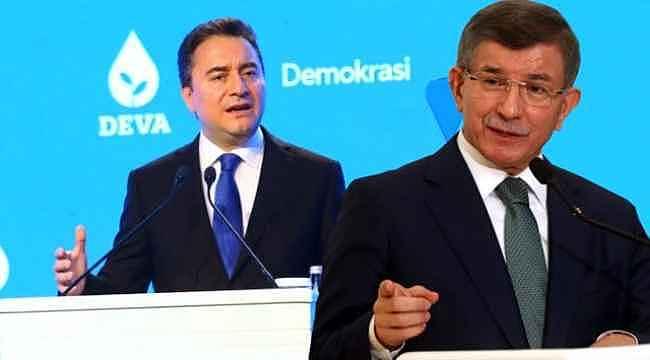 Son seçim anketine göre, Davutoğlu ve Babacan, siyasette taşları yerinden oynatıyor