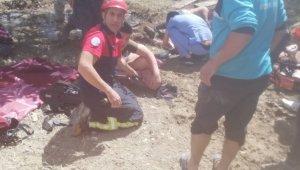 Su kuyusundan çıkan gazdan zehirlenen 6 kişiden 2'si hayatını kaybetti