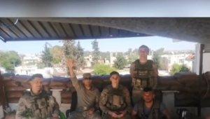 Suriye'de görev yapan kahraman Mehmetçik'ten şampiyon Karacabey'e selam - Bursa Haberleri