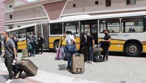 Suudi Arabistan'dan gelen 170 kişi Malatya'da karantinaya alındı