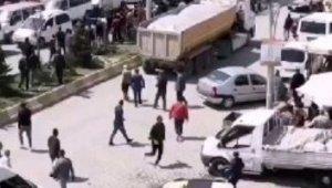 Taşlı sopalı aşiret kavgasında 8 kişi yaralandı