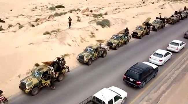 Tehditler savuran Hafter'in paralı askerleri, Türkiye'den korkup Malta'ya kaçtı