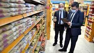 Ticaret Bakanlığı 81 ilde eş zamanlı market ve pazar yeri denetimi başlattı