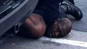 Tüm dünyayı ayağa kaldıran George Floyd cinayetinde yeni görüntüler ortaya çıktı:'Nefes alamıyorum'