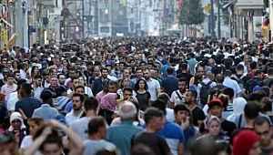 Türkiye'de en genç nüfusun en fazla ve en az olduğu iller belli oldu