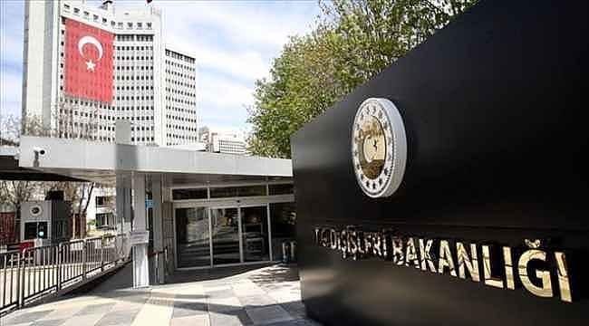 Türkiye'den Çekya Senatosu'nun 1915 Olayları'na ilişkin kararına sert tepki